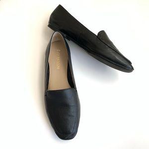Enzo Angiolini Black Lorell Loafers